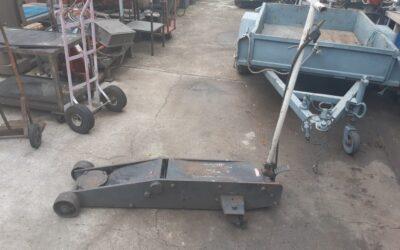 20t air/hydraulic trolley jack