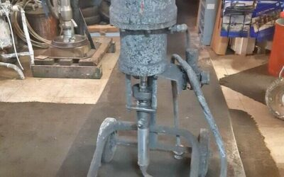 Graco 30:1 Air Driven Airless Pump